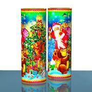 Новогодние подарки из шоколадных конфет фото