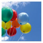 Воздушные надувные шары фото