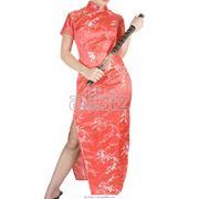 Платья шелковые фото