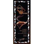 Меню настольное горячий шоколад Eraclea 105 x 297 мм фото