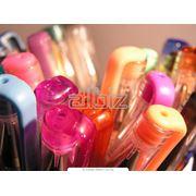 Ручки гелевые фото