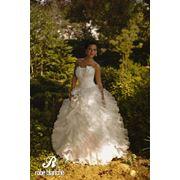 Платье свадебное восхитительное осень 2013 фото