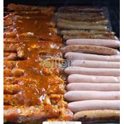 Колбаски сырые фото