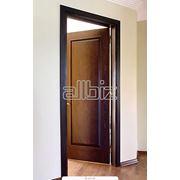 Двери из древисины фото