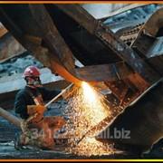 Газовая резка пропаном и кислородом металла в Туле фото