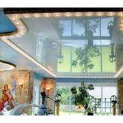 Натяжные потолки зеркальные фото