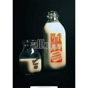 Молоко обезжиренное фото