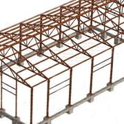 Строительные металлоконструкции, Металлические конструкции, Строительные конструкции, Строительство фото