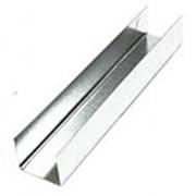 Профиль направляющий потолочный Металлист ПНП 20х17х3000 мм фото