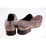 Обувь кожаная фото
