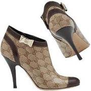 Обувь кожаная женская фото
