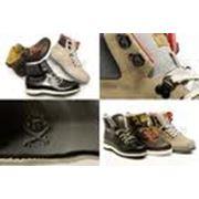Детали обувные кожаные фото