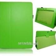 Чехол книжка TTX для Asus Fonepad HD 7 ME372CG/373CG Leather case Green(TTX-FP372CGG), код 57899 фото