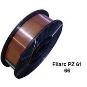 Порошковые проволоки для полуавтоматической сварки нержавеющих и жаростойких сталей Filarc PZ 61 66 фото
