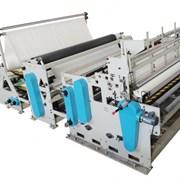 Станок для производства туалетной бумаги  фото