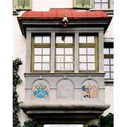 Строительство балконов фото