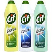 Средство чистящее CIF фото
