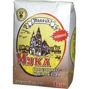 Мука пшенично-гречневая фото