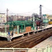 Проектирование объектов железнодорожного транспорта фото