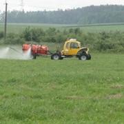 Услуги по внесению удобрений, КАС , аммиачной воды. фото