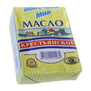 Сливочное масло Крестьянское фото