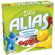 Настольная игра Alias «Скажи иначе» с кубиками, арт. 53139 фото