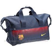 Сумка Nike FC BARCE ALLG LTD LIB CMP DUFL BA4622 синий фото