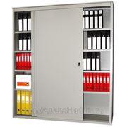 Металлический шкаф-купе AL 2012 фото