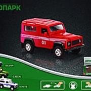Машина Автопарк Почта 6440 фото