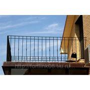 Ограждения балконов и лоджий фото