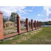 Кованый забор… фото