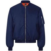 Куртка бомбер унисекс REMINGTON темно-синяя, размер M фото