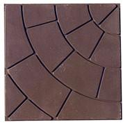 Тротуарная плитка полимерпесчаная фото
