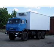 Фургоны Изотермические Промтоварные фото