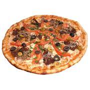Пицца Стамбул (с телятиной либо курицей) фото