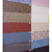 Фасадные панели класс горючести Г1 фото