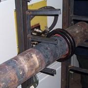 Установки индукционные нагревательные для обработки сварных швов трубопроводов, штанг УИН-63-10 фото