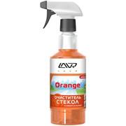 Очиститель стекол Orange LAVR с триг. 500 мл (20шт) фото