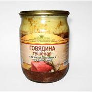 Мясная консервная продукция (СНОВ Шарковщина) фото