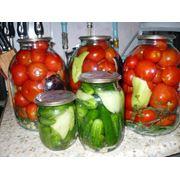 Овощные консервы из овощей тепличныхгрунтовых фото