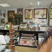 Рамы для картин на заказ в Киеве фото
