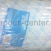 Полотенце большое White line 45х90 рол голубой спанлейс 50 №100шт фото