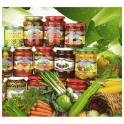 Консервация овощная в ассортименте фото
