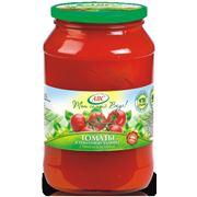 Томаты в томатной заливке фото