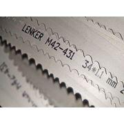 Биметаллические пилы для обработки металлов Lenker - Pilana фото