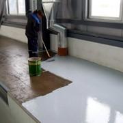 Ризопокс-5601W, краска для бетонных полов фото