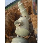 Очистные канализационные сооружения фото