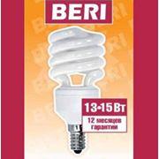 Лампы энергосберегающие BERI E2A S 13 фото