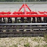 Борона навесная тракторная ZKT- 3200 фото