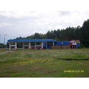 АЗС на 500 заправок в сутки по Автомагистрали Гомель-Брест фото